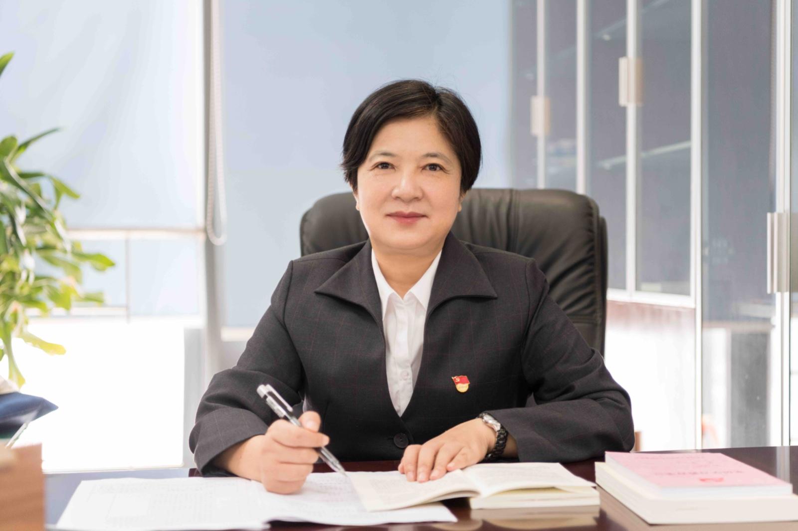 陈远芝 党委委员、副校长