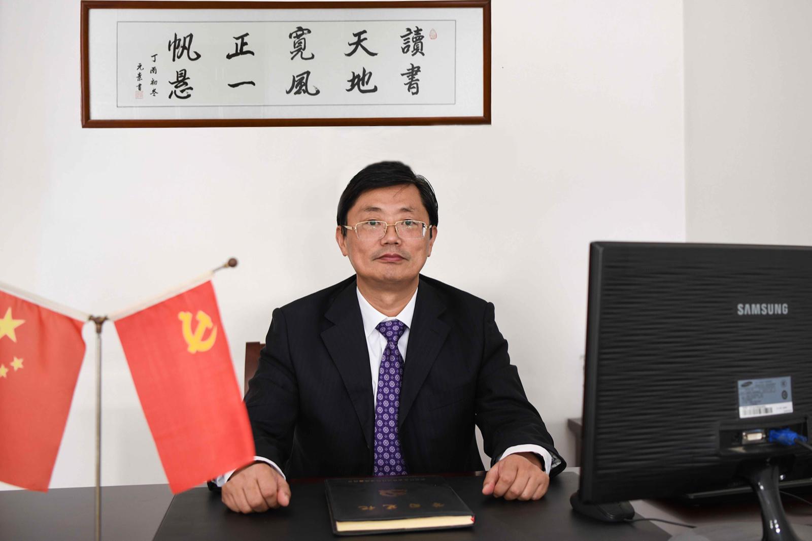 王东生 党委委员、副校长